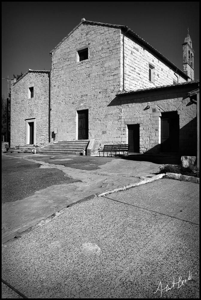 Chiesa di San Leonino Castellina in Chianti
