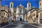 Chiesa di San Pietro Apostolo a Vicovaro.