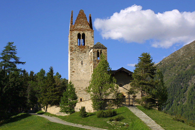 Chiesa San Gian, Celerina