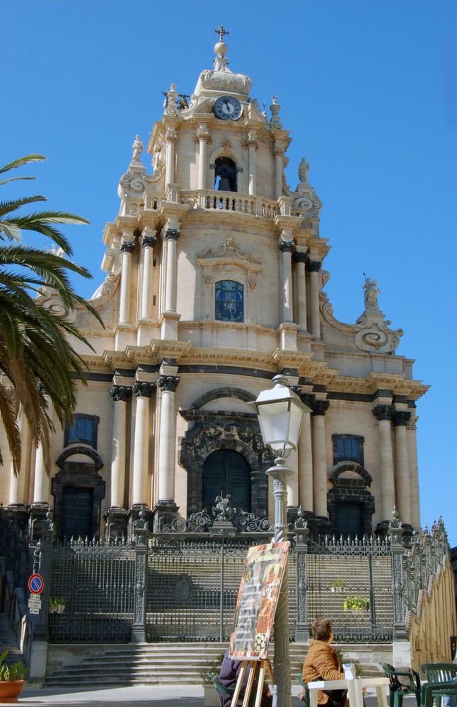 """Chiesa """"San Giorgio"""" Ragusa Ibla"""