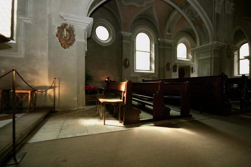 chiesa s.giorgio merano