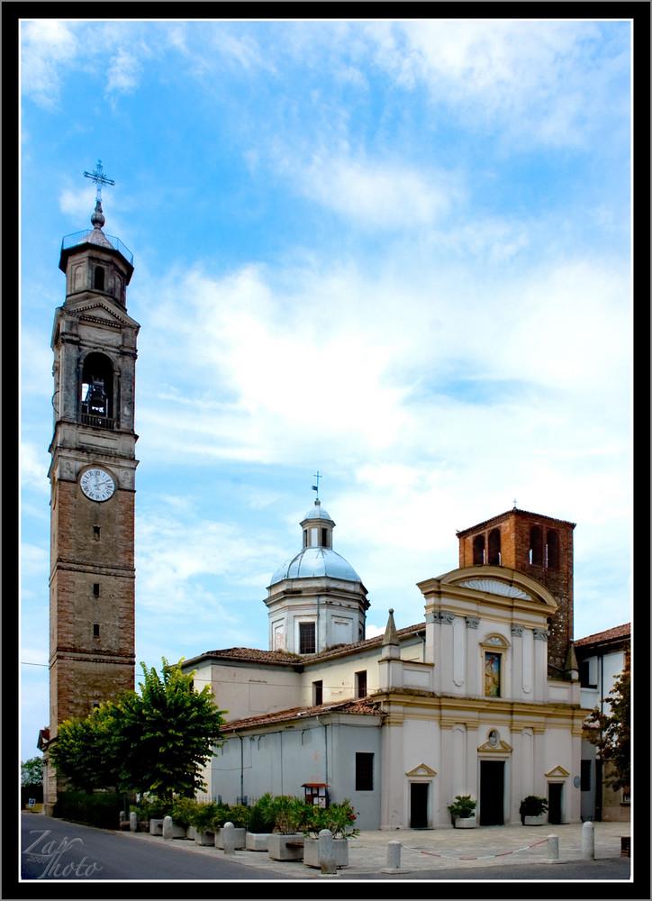 Chiesa S.G.PC - Esterno