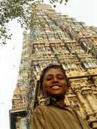 Child and Temple...