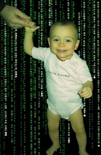 Child Process caught in the Matrix
