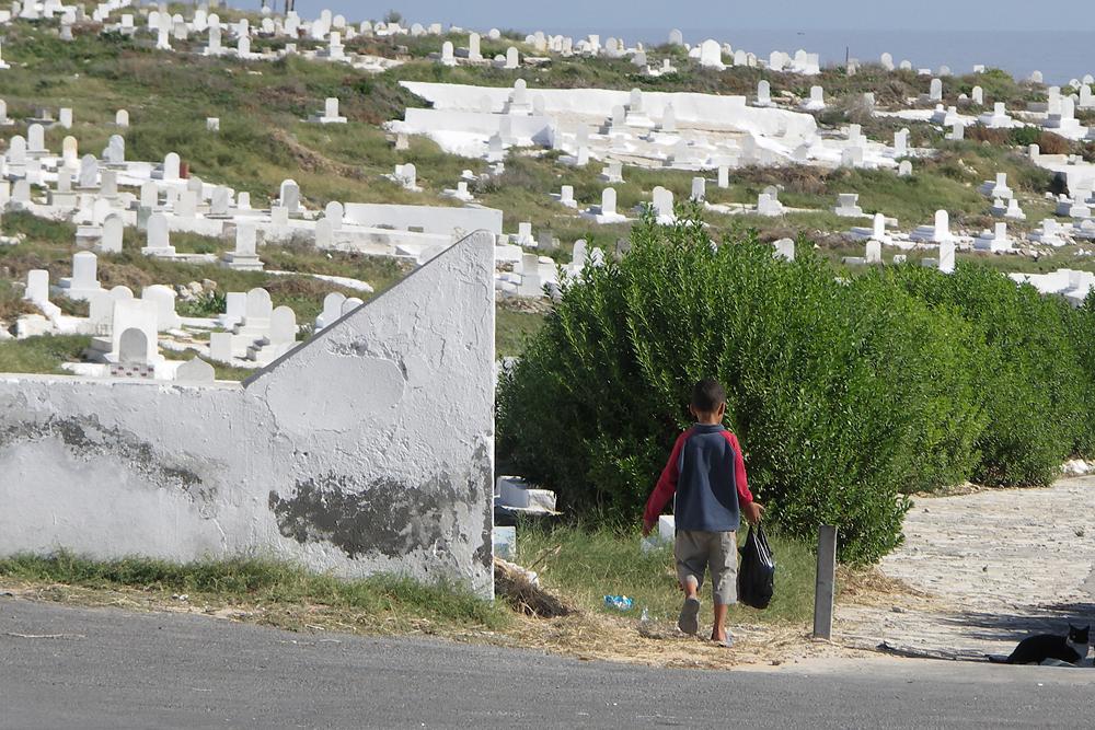 Childhood in Tunesia