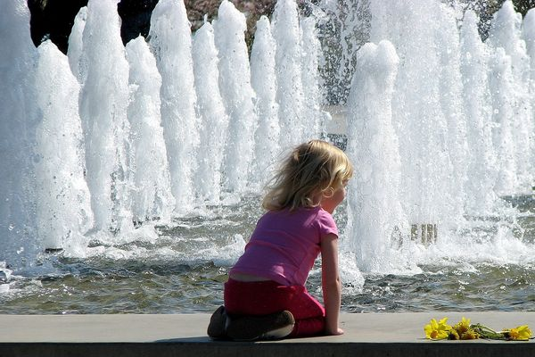 Children and Water