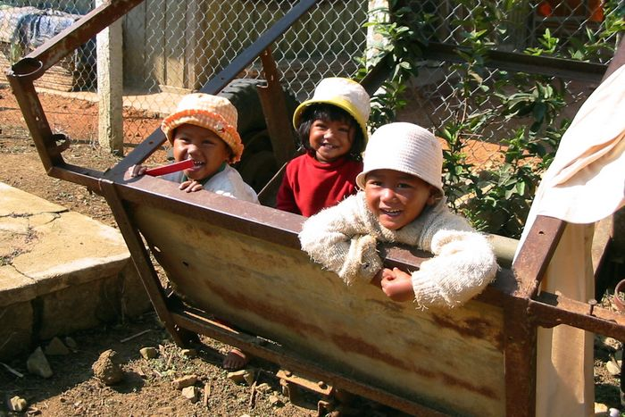 children in Vietnam II