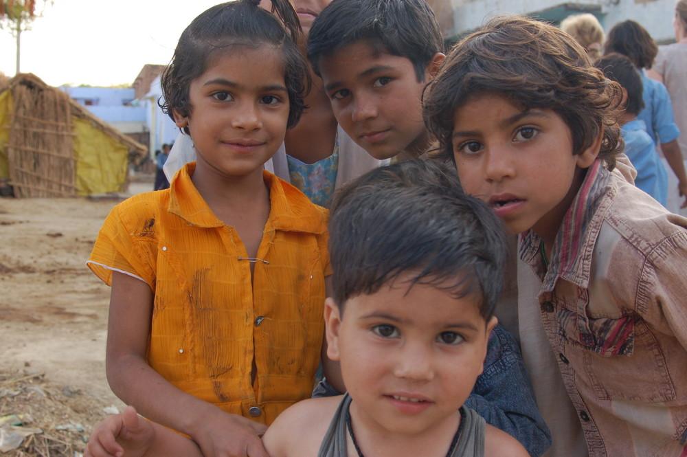 Children of Barathpur