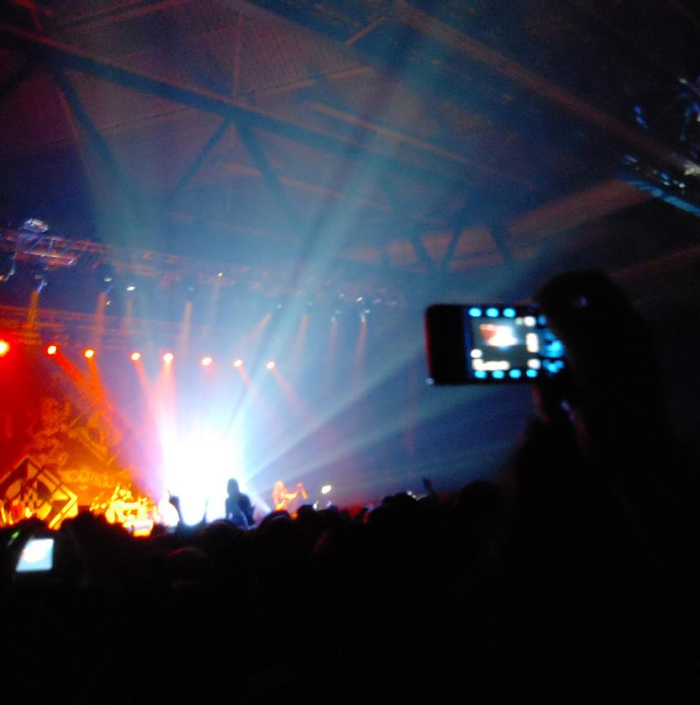 Children of Bodom in der Schleyerhalle Stuttgart 2008
