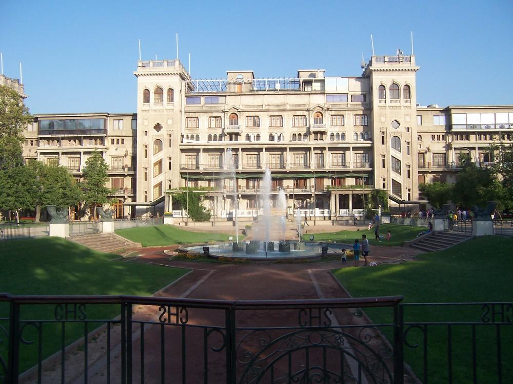 Chile Santiago Club Hípico Imagen & Foto