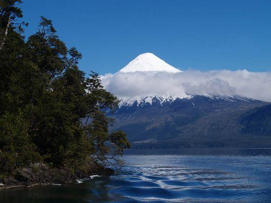 Chile, Vulkan Osorno
