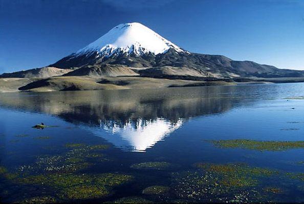 Chile - Vulkan Parinacota