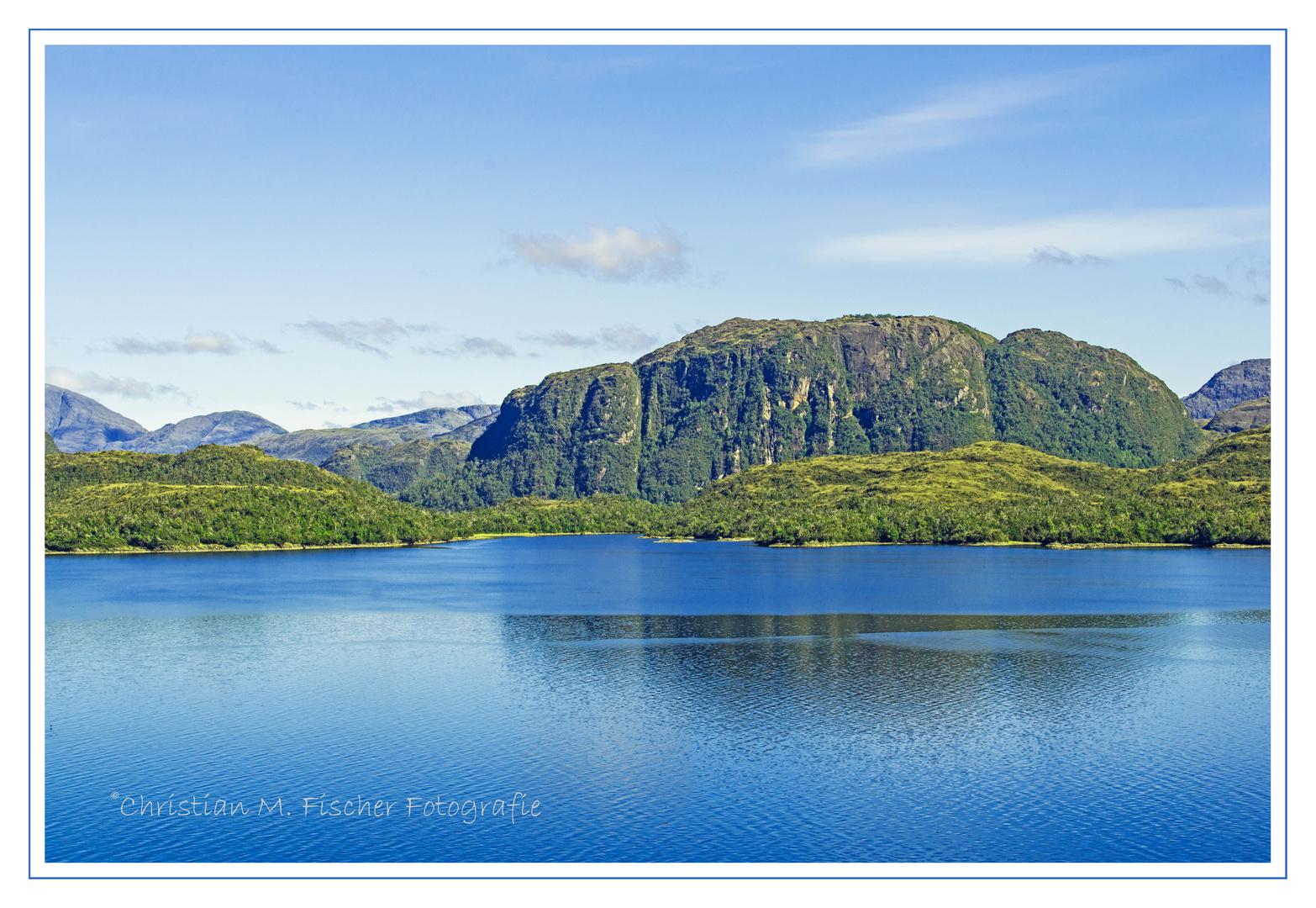 Chilenische Fjorde II