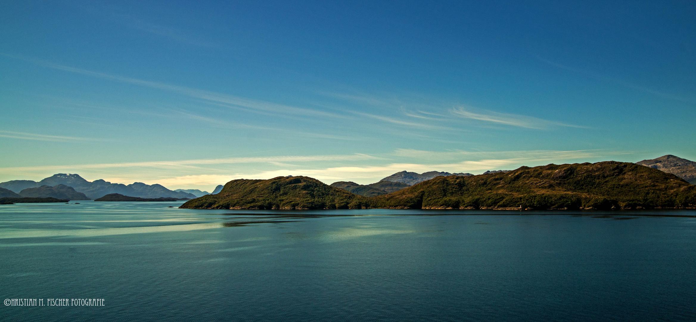 Chilenische Fjorde III