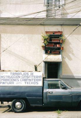 chilenische hausdekoration
