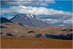 Chiles Vulkane