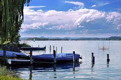 Chillen am Bodensee