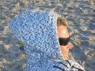 chillen am wunderschönen Strand von Dänemark