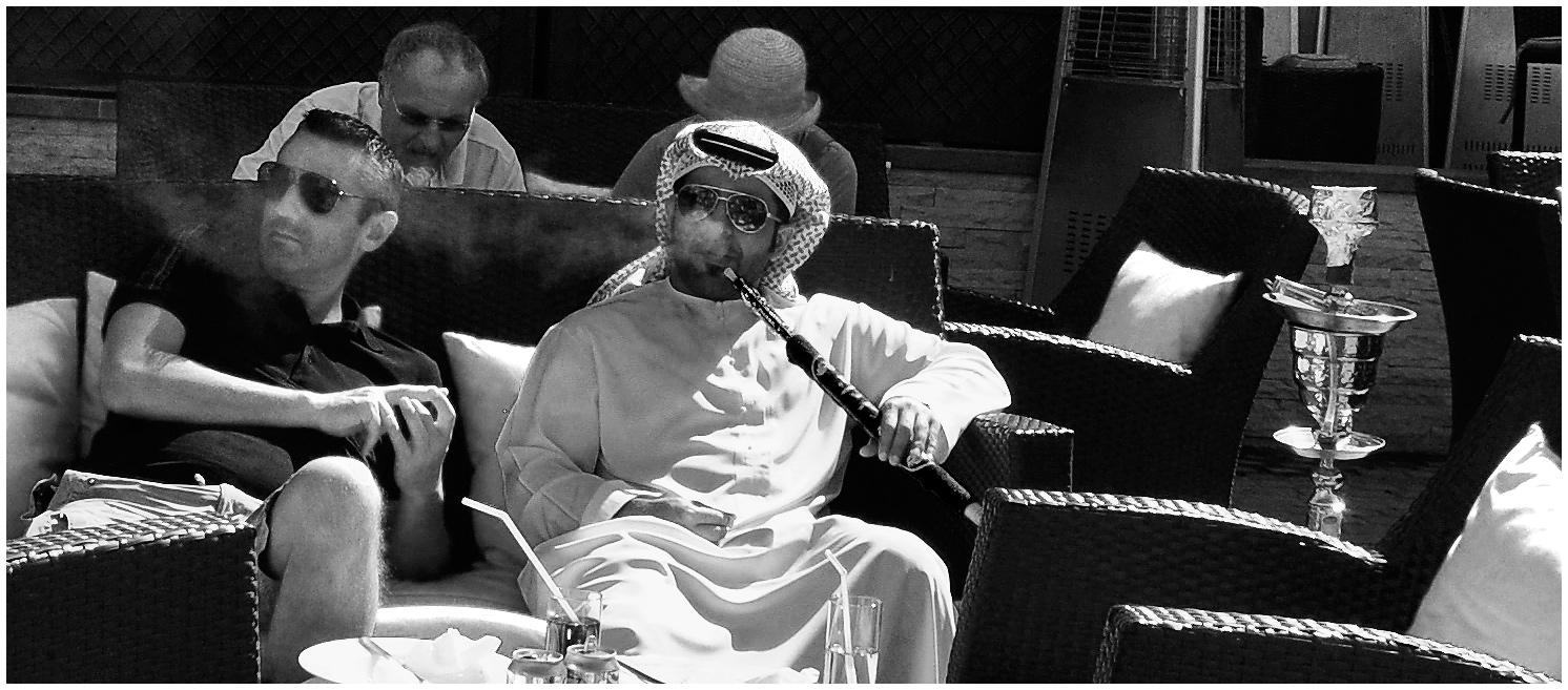 Chillout a la Dubai