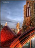 Chimeneas de Gaudi (3)