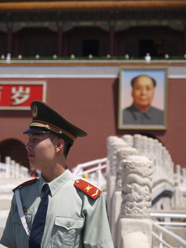 China 2: Platz des himmlischen Friedens