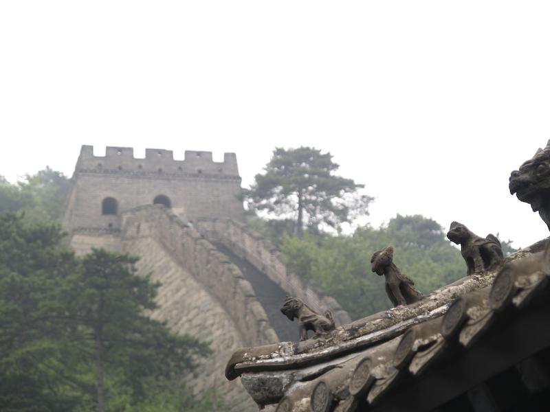 China 5: Chinesische Mauer