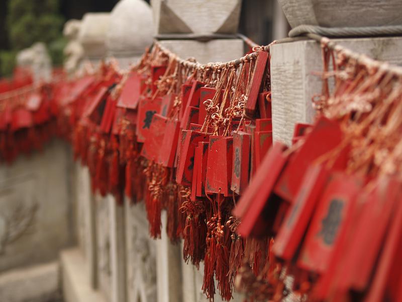 China 6: Konfuzius-Tempel in Pingyao