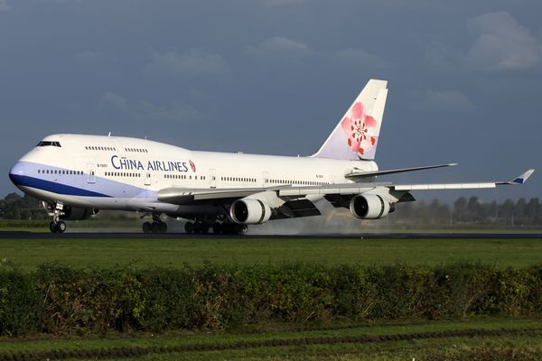 China Airlines B747