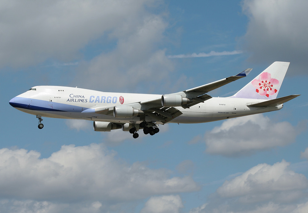 China Airlines Cargo Boeing 747-409F B-18721