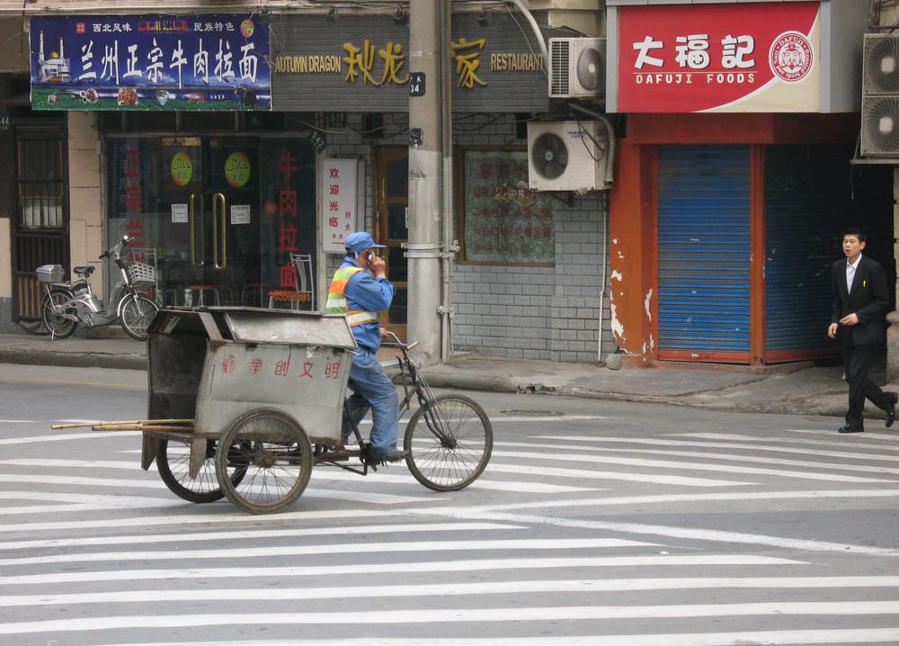 China, früher und jetzt