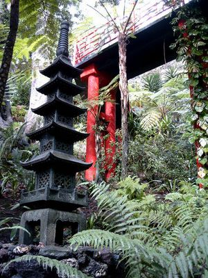China-Garten