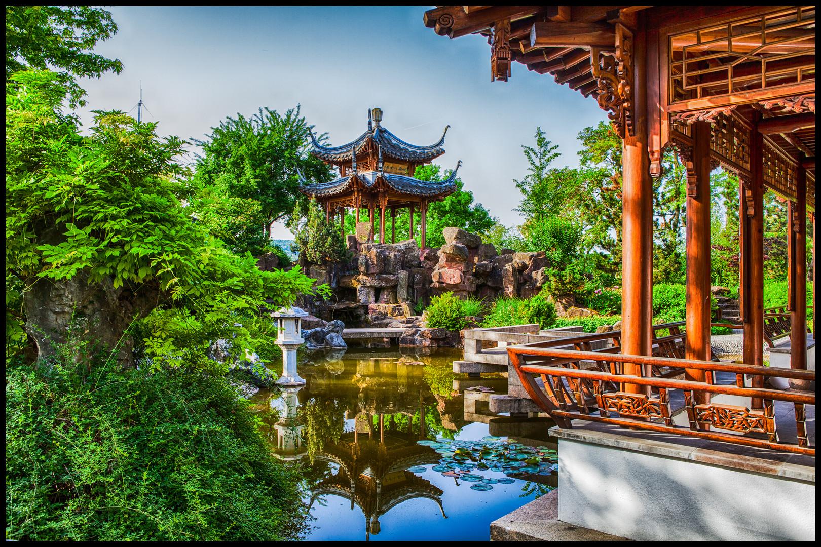 China Garten