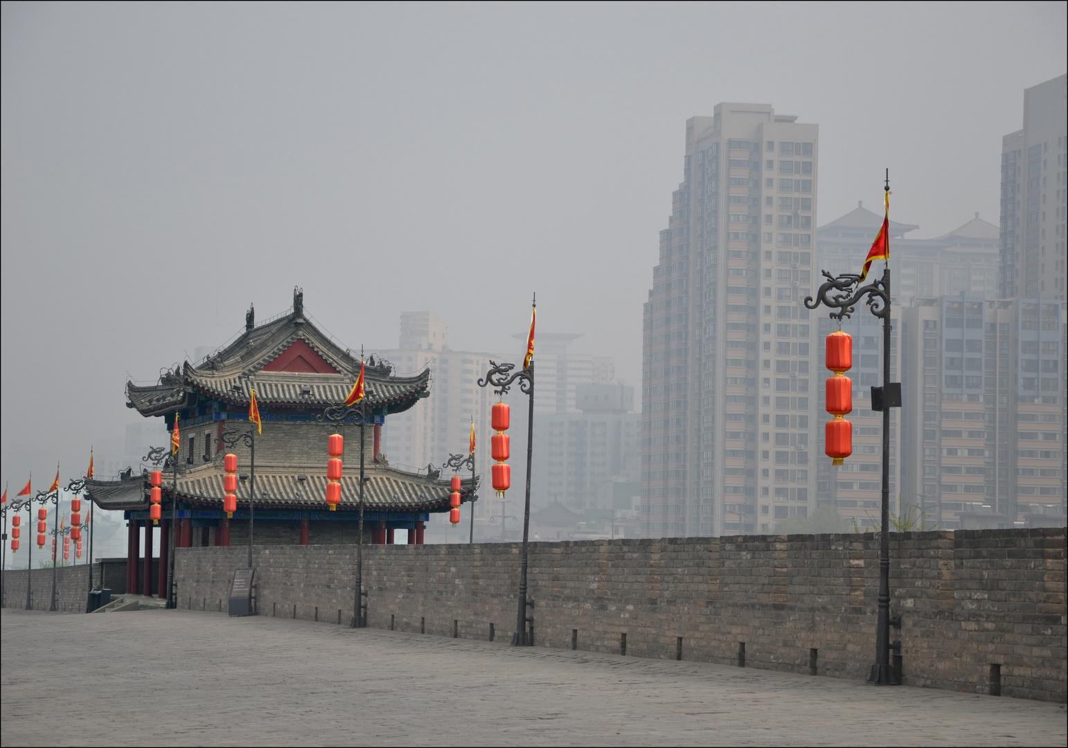 China- Gegensätze