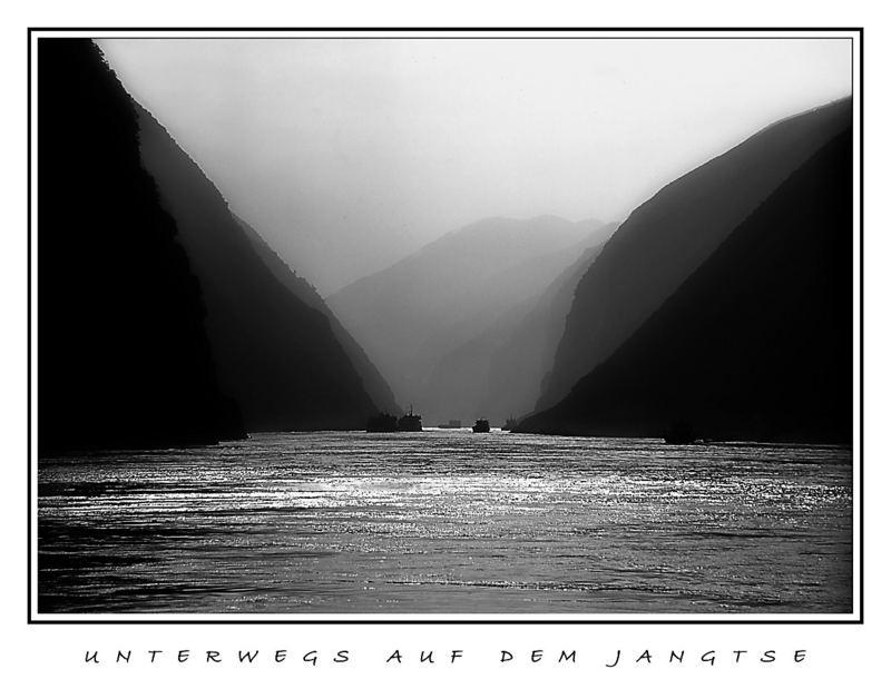 China / Jangtse