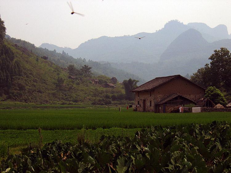 China - Nähe Guilin