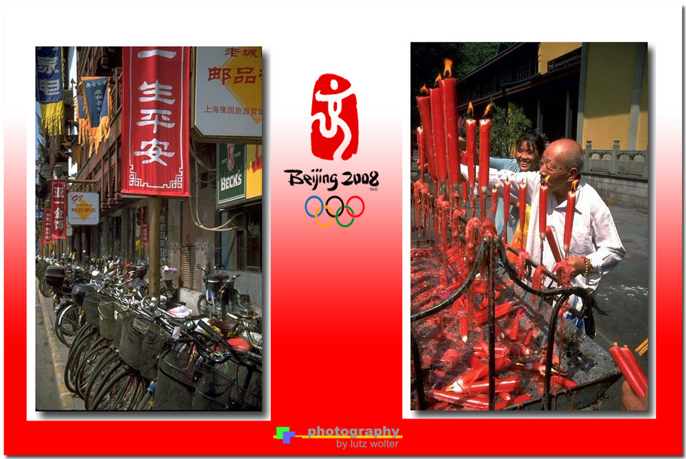 China - Peking & Olympia