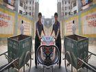 China reflected II