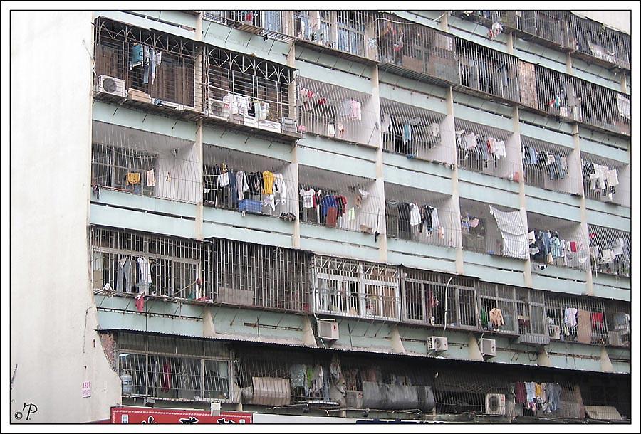 China, Shenzhen, Schöner Wohnen ... ich bin dann mal weg...
