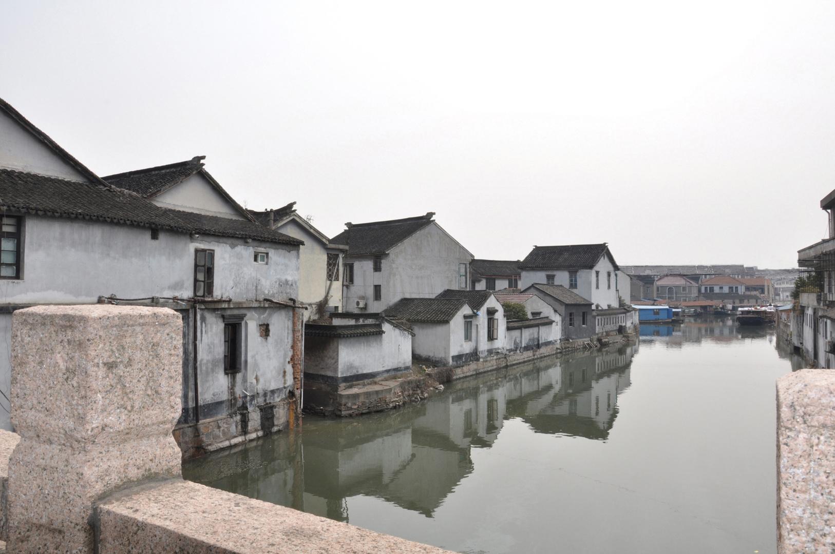 China Suzhou Der Kaiserkanal
