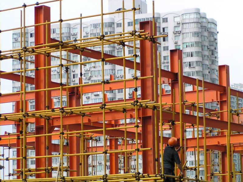 China wächst empor ...