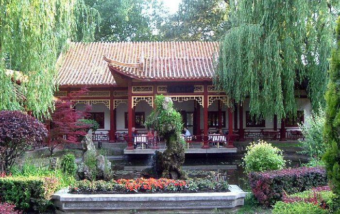 Chinarestaurant im Donaupark
