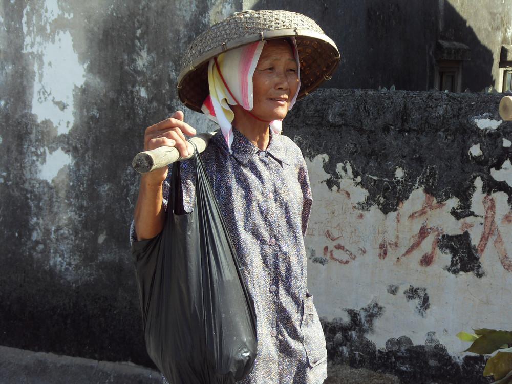 China's villager