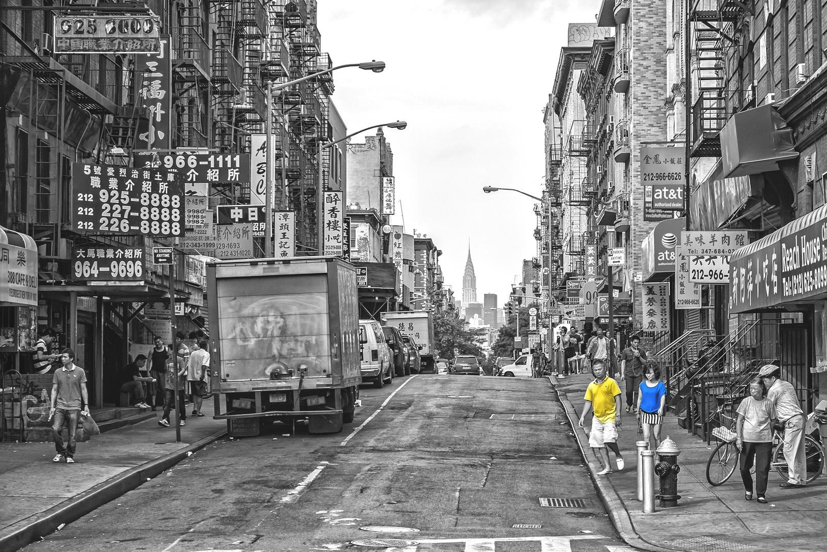 Chinatown - Eldridge Street