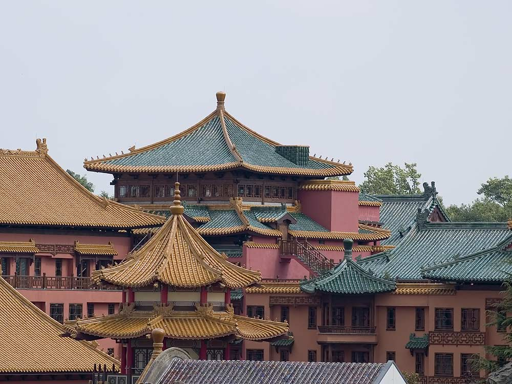 Chinatown im Phantasialand