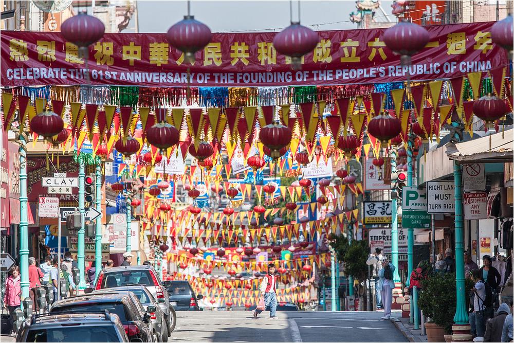 Chinatown - S.F.