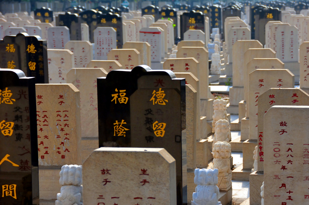 Chinese Cemetery #3