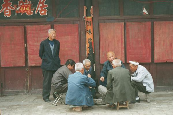 Chinesisch Zocken ...