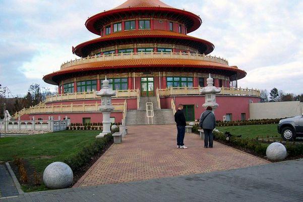 chinesische Baukunst