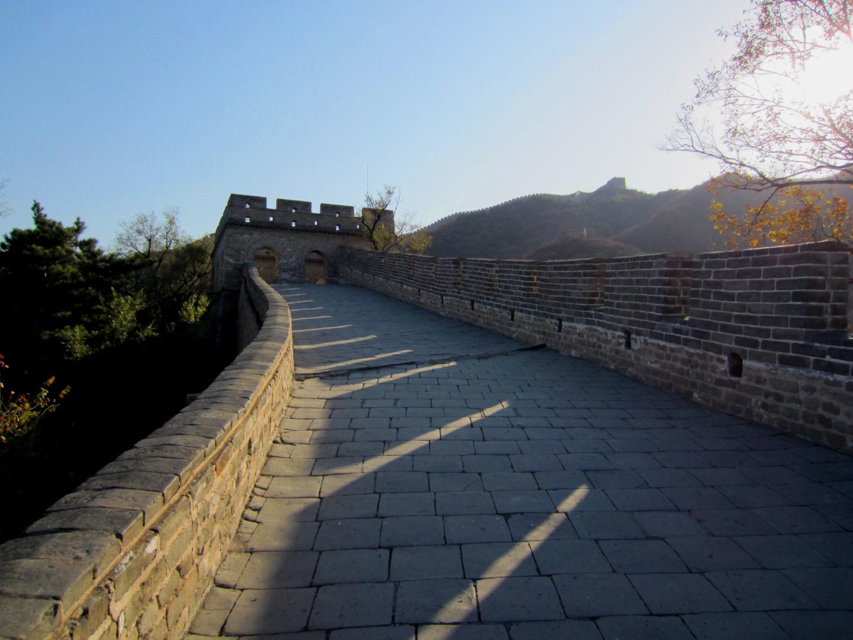 Chinesische Mauer ...