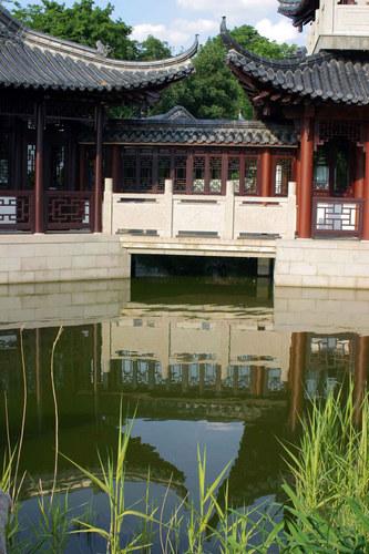 Chinesische Teehaus